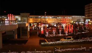 信州上田灯りの祭典