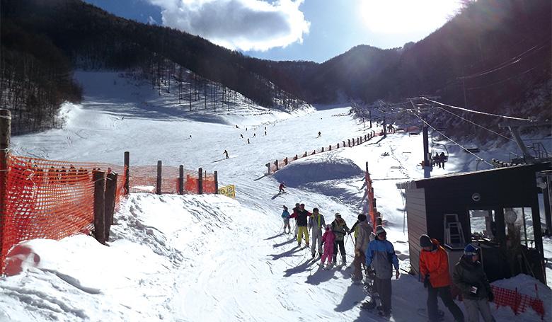 番所ヶ原スキー場