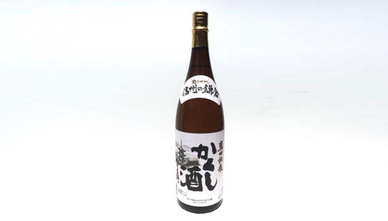 【地酒】本醸造 真田伝来かくし酒