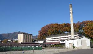 旧常田館製糸場施設
