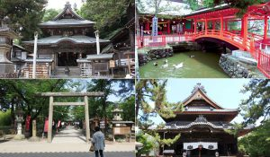 上田市内の二年参り・初詣