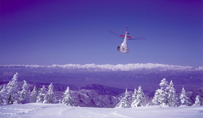 スキー・スノーボード滑走可能ゲレンデでウインタースポーツも充実!