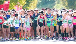 上田古戦場ハーフマラソン