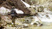 長野県上田市の渓流釣りポイント