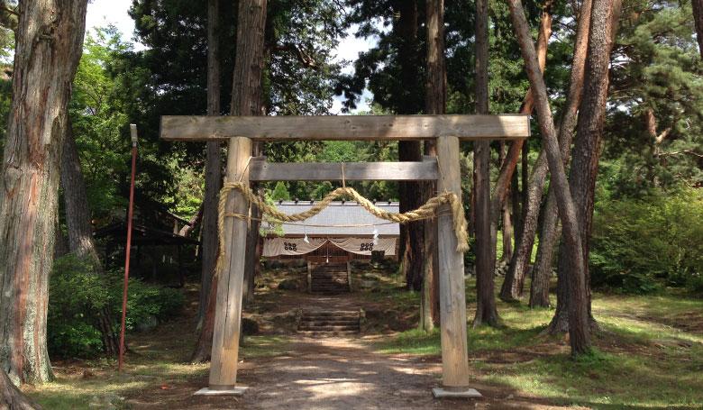 真田氏館跡(御屋敷公園)の風景
